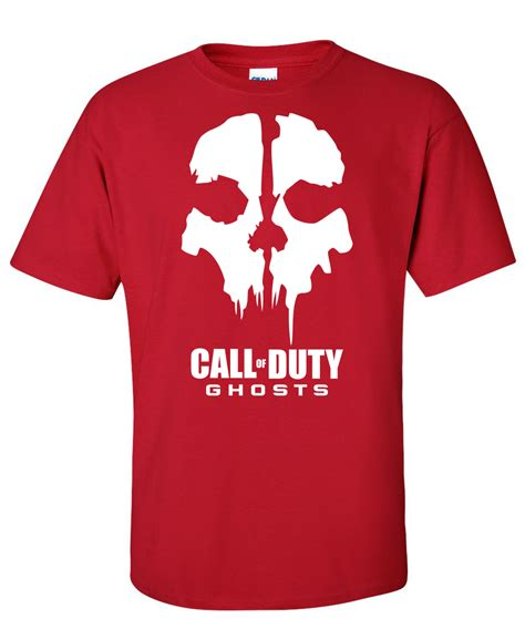 Hoodie Call Duty Logo Skull call of duty ghost skull logo graphic t shirt supergraphictees