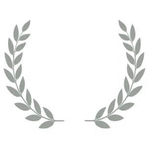 laurel leaf crown template free vector laurel wreath elevate creative