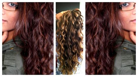 Hair Curler Without Heat by How To Curl Your Hair Without Heat