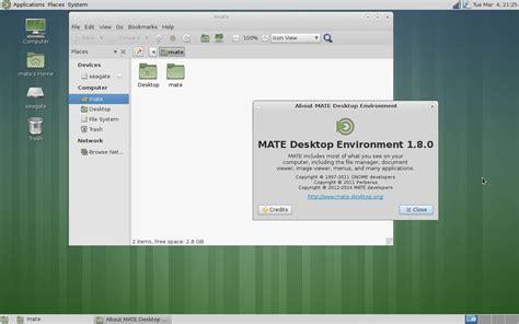 mate desktop themes download mate desktop 1 8 released web upd8 ubuntu linux blog