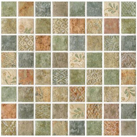 10 Inch Ceramic Tile by Tesselar Lumine 7 13 16 X 7 13 16 Inch Ceramic Wall Tile