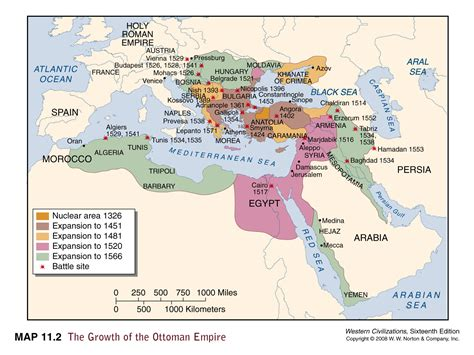 The Ottoman Empire Was Headquartered In The City Of Conquest Colonization