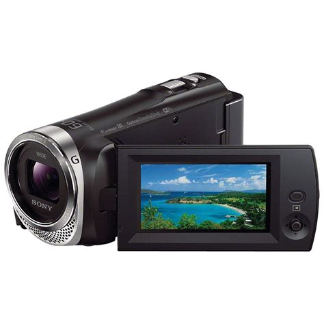Sony Hdr sony hdr cx330e hd camcorder pal hdr cx330e b h photo
