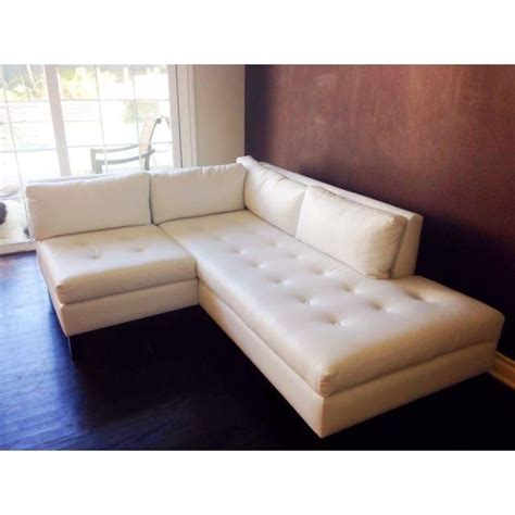 L Shaped White Leather Sofa Modern White Faux Leather L Shaped Sofa Products Modern And L Shaped Sofa