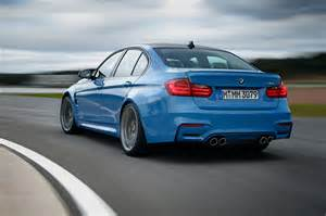 Bmw M3 2015 2015 Bmw M3 Rear Side Motion View Photo 6