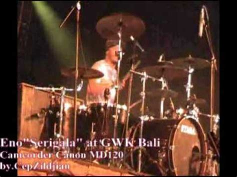 tutorial drum eno netral eno netral serigala drum only gwk bali youtube