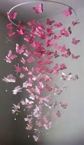 how to make a butterfly chandelier 15 entretenidas decoraciones que puedes hacer con papel