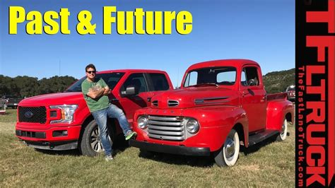 ford electric truck past and future ford f1 bollinger b1 electric at the