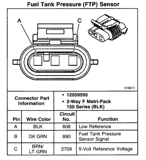 fuel sending unit wire diagram corvetteforum