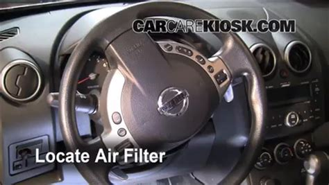 auto air conditioning repair 2008 nissan maxima interior lighting cabin filter replacement nissan rogue 2008 2013 2008