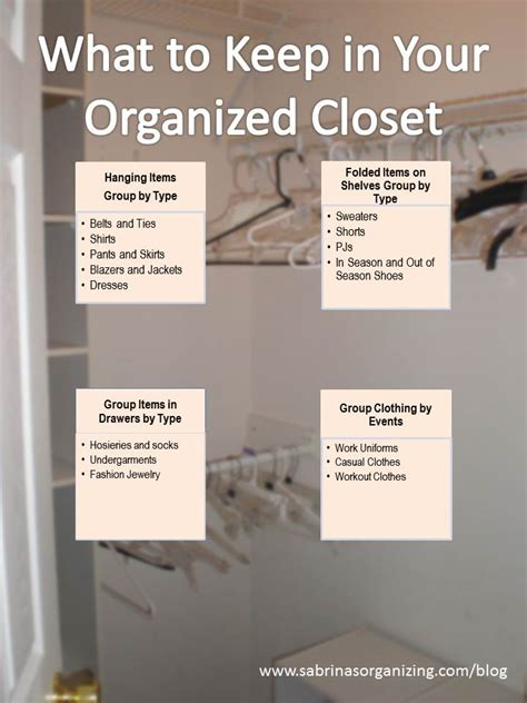 how to keep your closet organized what to keep in your organized closet tips and tricks