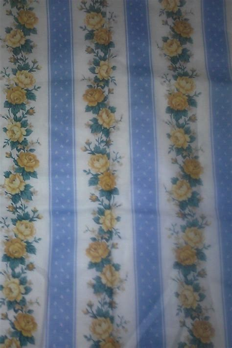 yards cotton quilting sewing fabric vip cranston print works white yellow roses