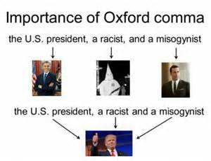 Comma Meme - oxford comma meme related keywords oxford comma meme