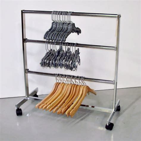 Clothes Hanger Storage Rack by Hanger Storage Rack Store Fixture Warehouse