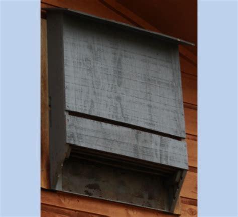 medium nursery bat house made by the bird man