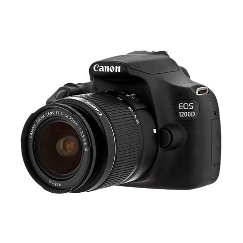 Kamera Canon 1200d Only jual canon eos 1200d kit 18 55mm iii non is kamera dslr