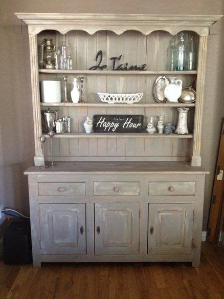 Vintage Buffet And Hutch Vintage Hutch And Buffet