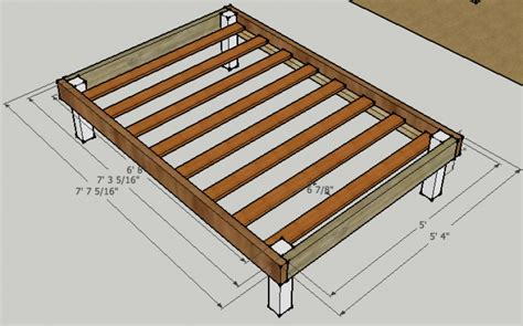 Free Woodworking Plans For Storage Beds by Full Size Bed Frame Plans Pdf Woodworking Measurements Of A Queen Bed Frame Measurements Of A