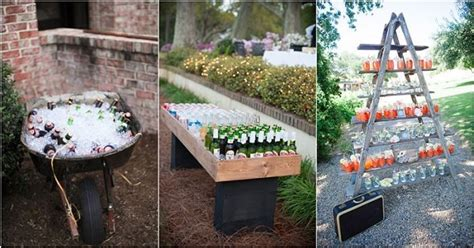 build your own patio bar backyard kitchen ideas build your own outdoor bar diy