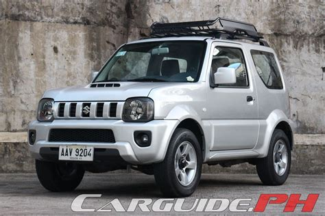 Suzuki Jimny Price Review 2016 Suzuki Jimny Jlx M T Philippine Car News