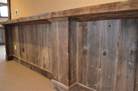 Rustic Wainscoting Ideas sparta nj rustic new york by boards and beams co llc