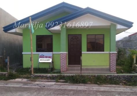 cheap house design philippines cheap house lot sale philippines affordable rfo house and lot bacolod city bacolod