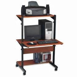 Narrow Desks For Home Narrow Computer Desk Goenoeng