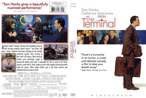 terminal movie the terminal 2004 r1 movie dvd cd label dvd cover
