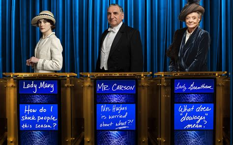 Masterpiece Classic Sweepstakes - the ultimate downton abbey quiz