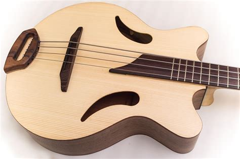 acoustic bass bass of the week helios guitars capsicum acoustic bass