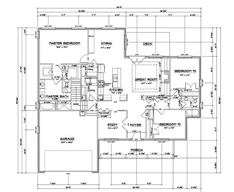 housing blueprints dream house house plans colection