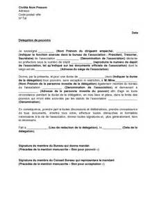 modele procuration de signature document