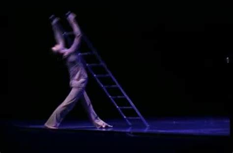beautiful video beautiful ladder man video