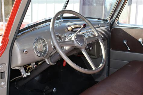 1948 Chevy Interior by 1948 Chevrolet 3100 81691