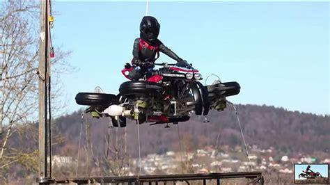 lazarethin jet motorlu ucan motosiklet modeli icin