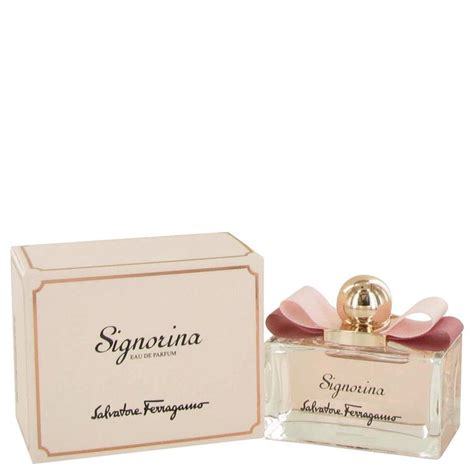 Parfum Signorina original salvatore ferragamo signorina edp 100ml p end 3