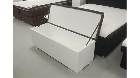 schlafzimmer sitzbank mit stauraum sitzbank truhe chest schlafzimmer in wei 223 und anthrazit