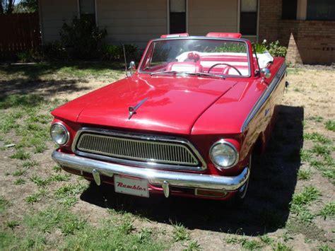 rambler car for sale 1963 amc rambler american 440 convertible for sale
