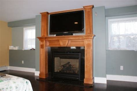 custom fireplace mantel by cross cut construction custom