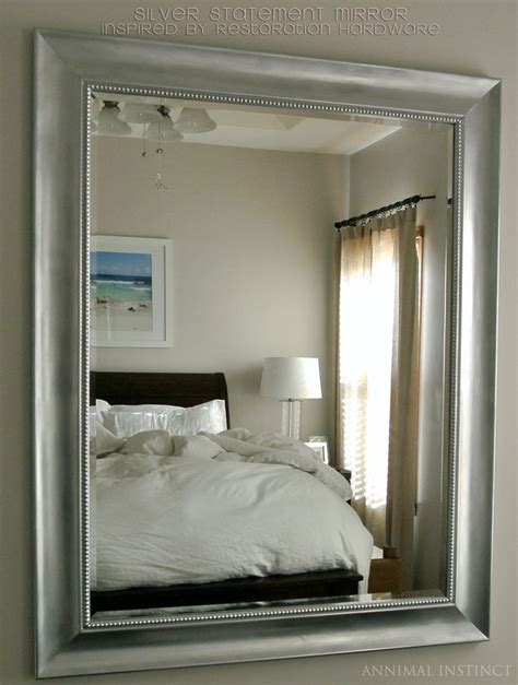 Spiegelrahmen Streichen by 17 Best Ideas About Painted Mirror Frames On