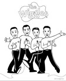 the wiggles coloring pages the wiggles coloring pages coloring home