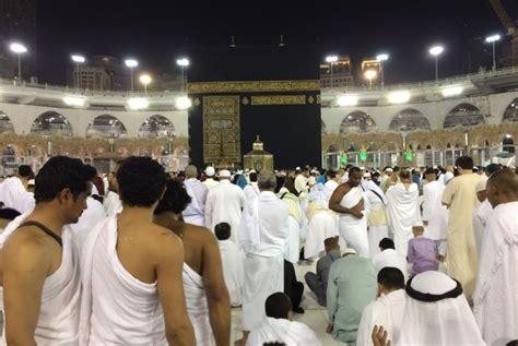 Ihram Haji sepulang umrah teruslah quot berihram quot ihram co id
