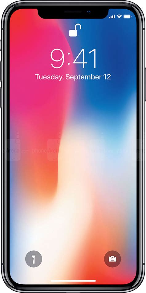 x iphone size apple iphone x size real visualization and comparison phonearena