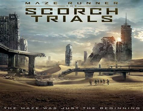 download film maze runner 2 gratis maze runner 2 the scorch trials 2015 movie poster