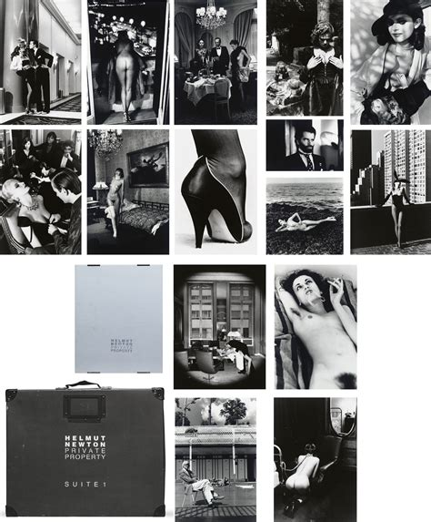 libro helmut newton private property helmut newton 1920 2004 private property suite i 1984 christie s