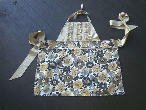 youtube apron pattern make a cute vintage style apron youtube
