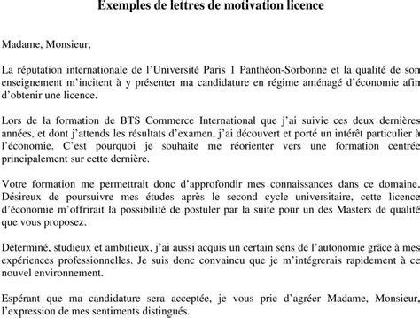 Exemple De Lettre De Motivation Master Pdf Exemples De Lettres De Motivation Master Pdf