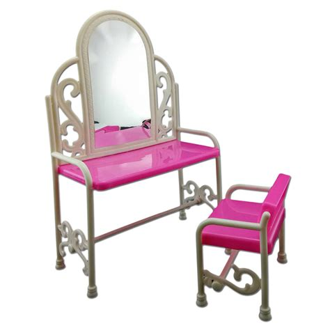 set vanity mirror desk chair 1 6 scale doll s house