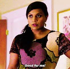 mindy kaling yes gif 15 thoughts every woman has at the gynecologist s office