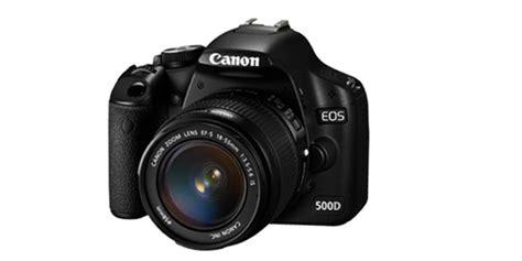 Kamera Canon Lengkap harga kamera canon eos 500d dan spesifikasi lengkap lemoot
